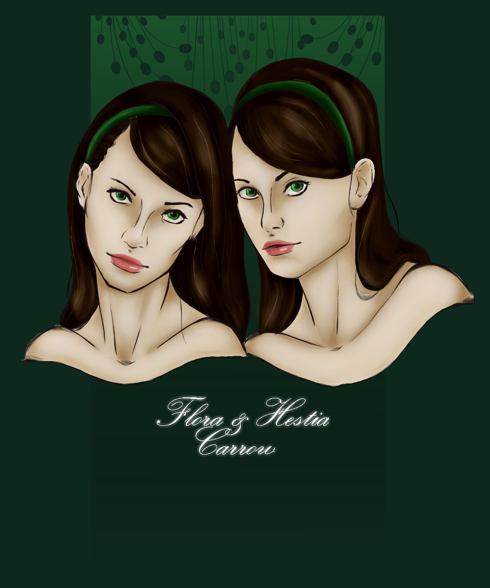 Flora & Hestia Carrow