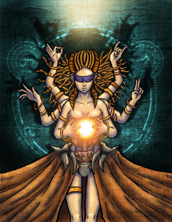 Gorgon Queen