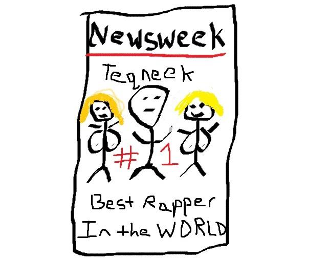 PROOF I'm the best rapper.