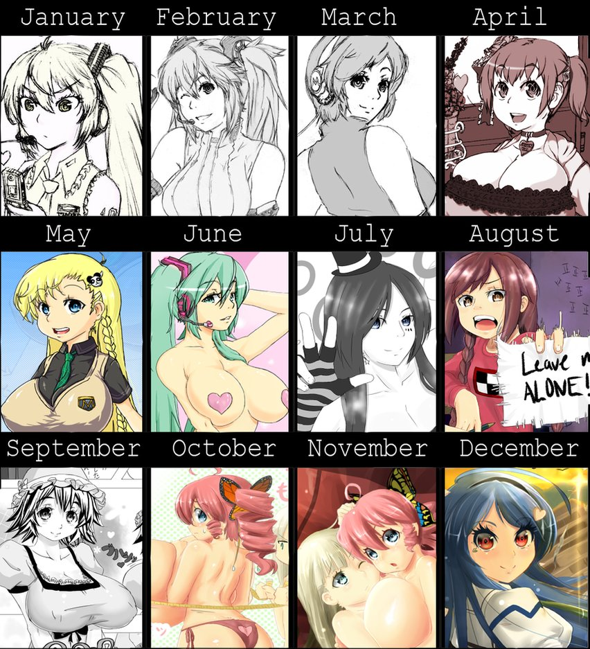2011 Improvement Chart Meme