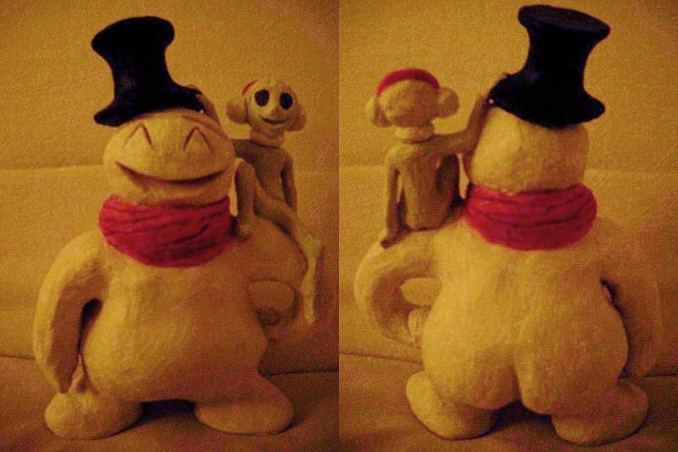 Jack Frost & Frosty