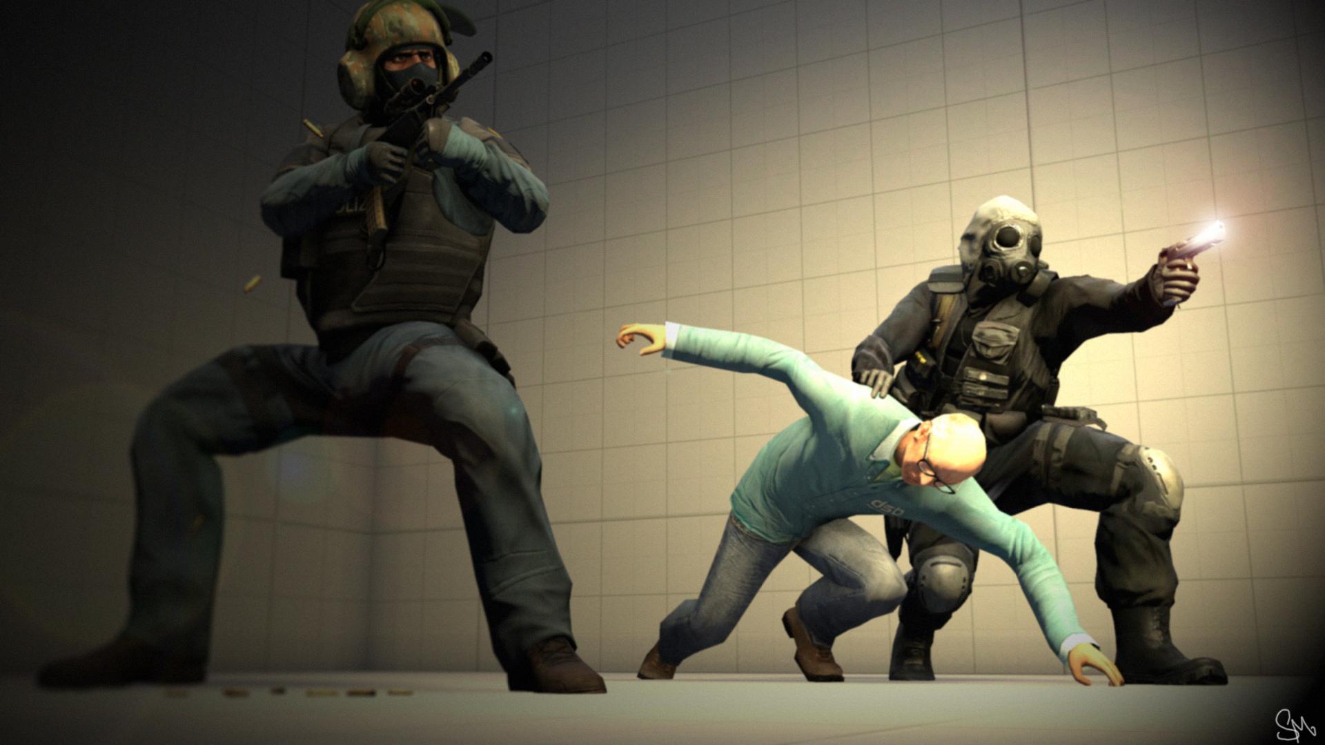 CS:GO Hostage Situation
