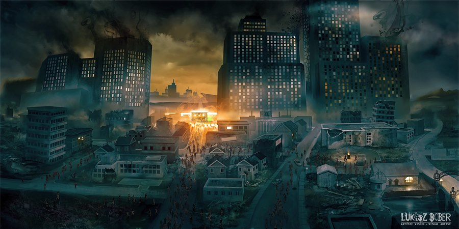 Wrightville apocalypse