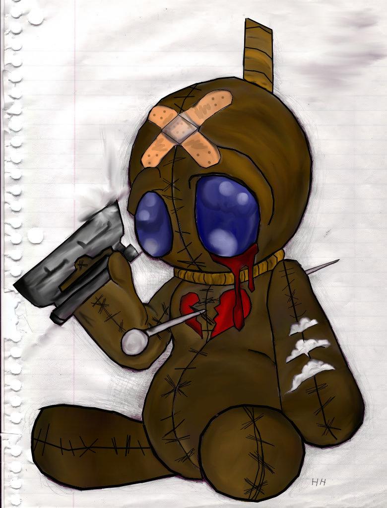 suicidal doll