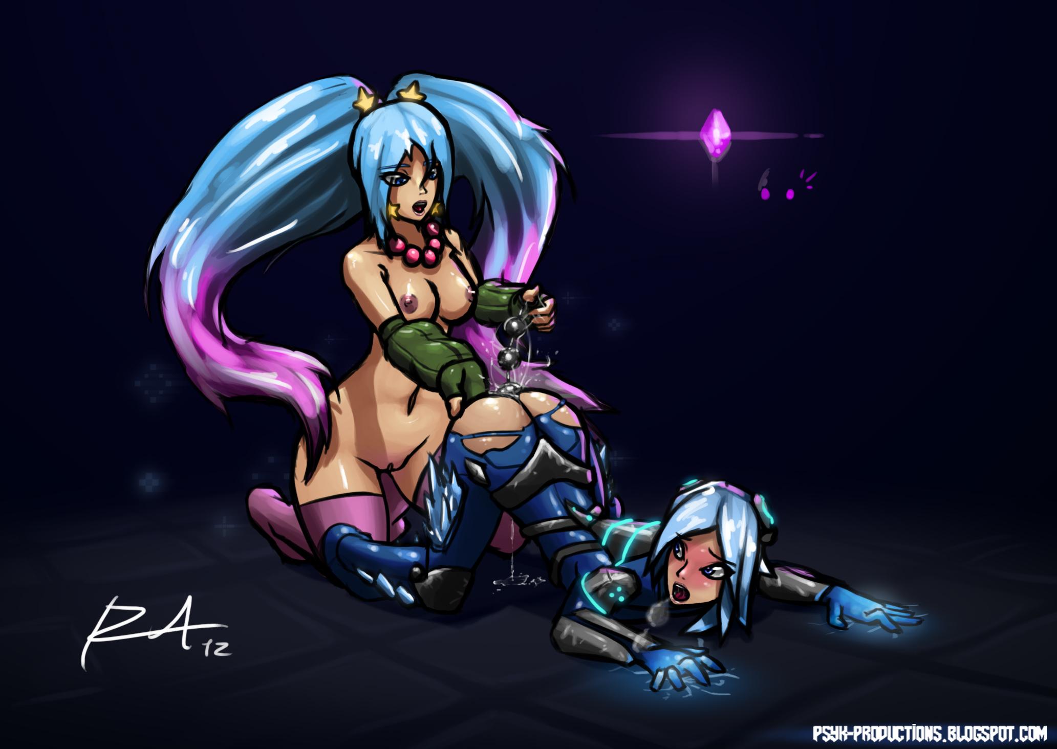 Arcade Sona and Irelia