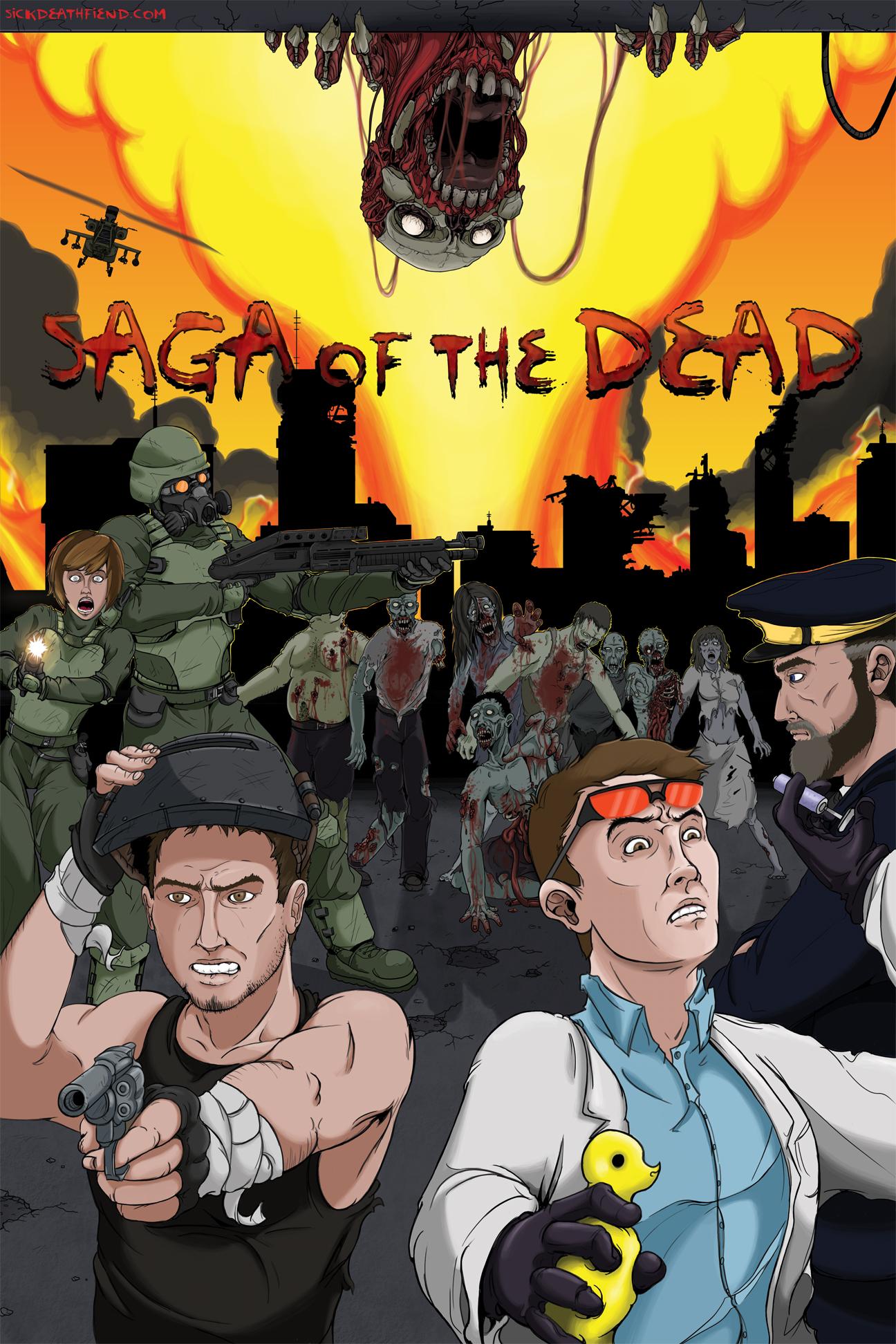 Saga of the Dead