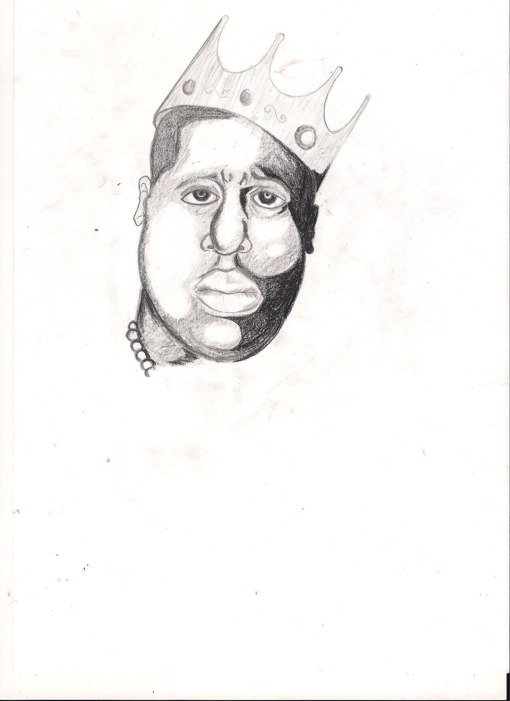 Christopher Wallace Biggie.