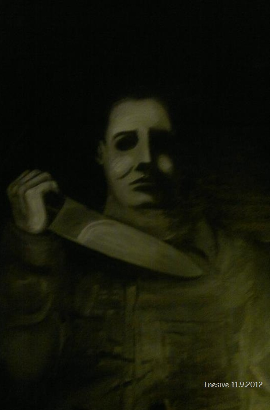 Michael Myers (Oil painting)