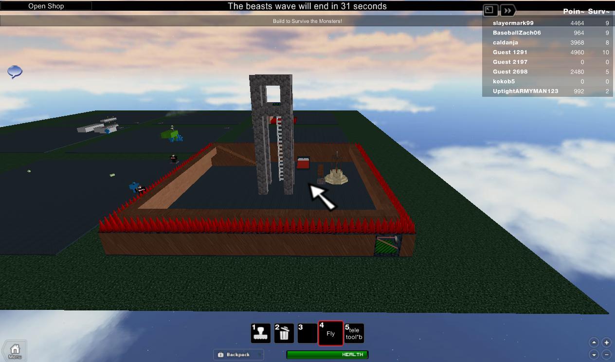 my roblox fort mk2