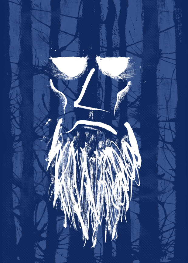 The Old Man of the Woods