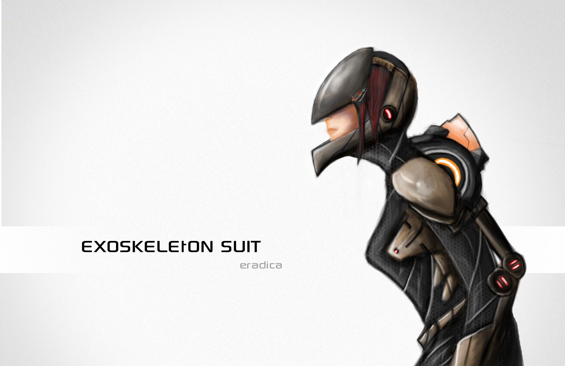 exoskeleton suit
