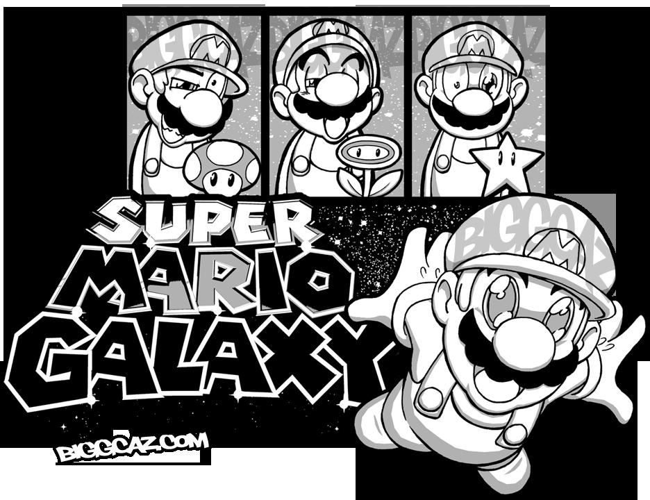 Super Mario's Galaxy
