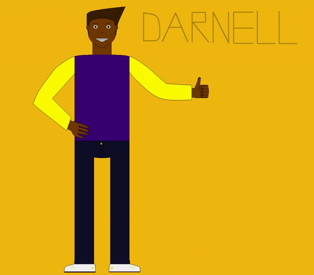 Darnell dah dude