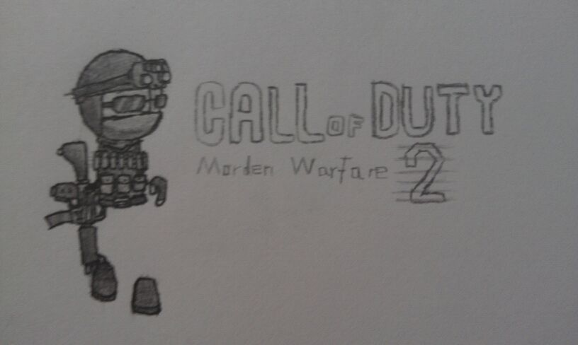 Call Of Madness:MW2