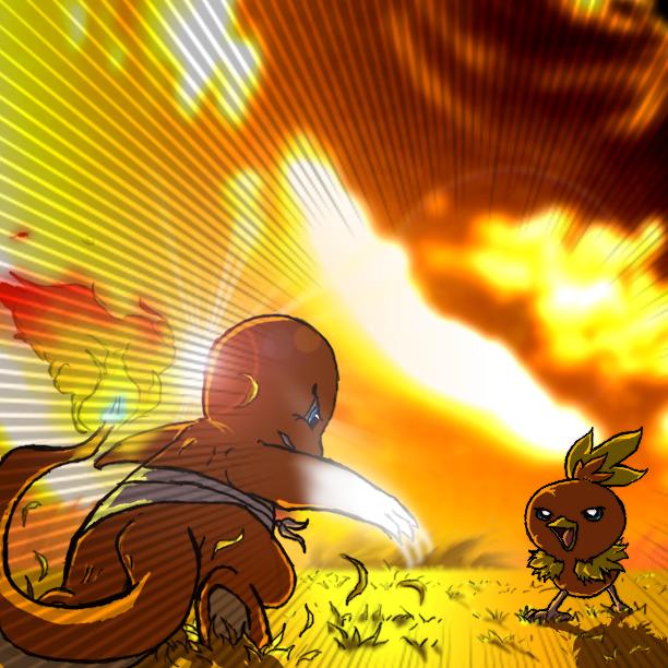 Sunset Battle