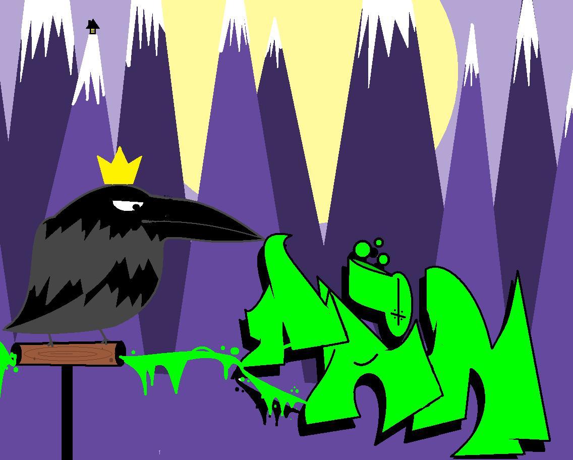 king krow