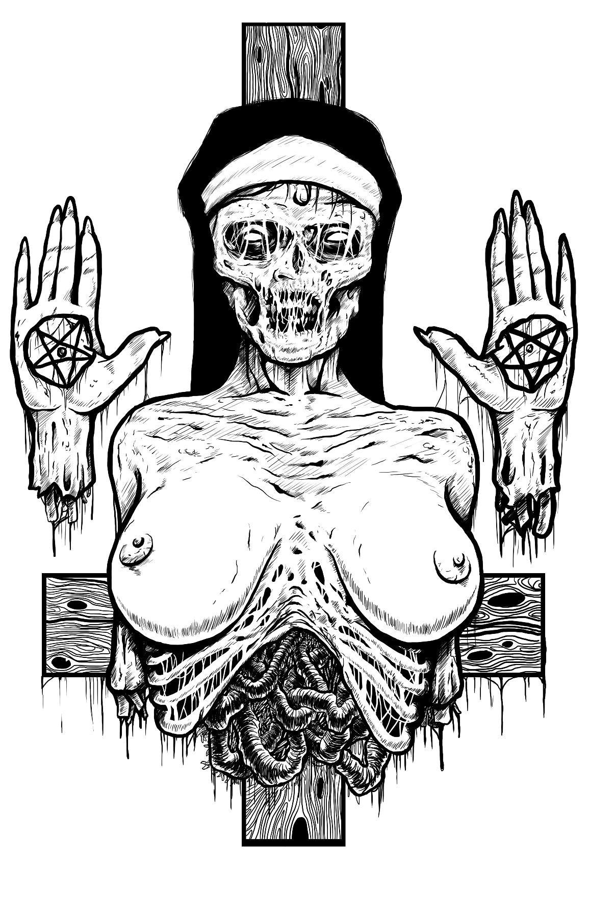 Handy Nun