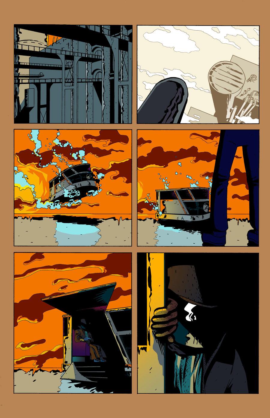 Zeylon Defenders pg.1