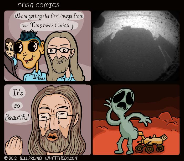 NASA Comics