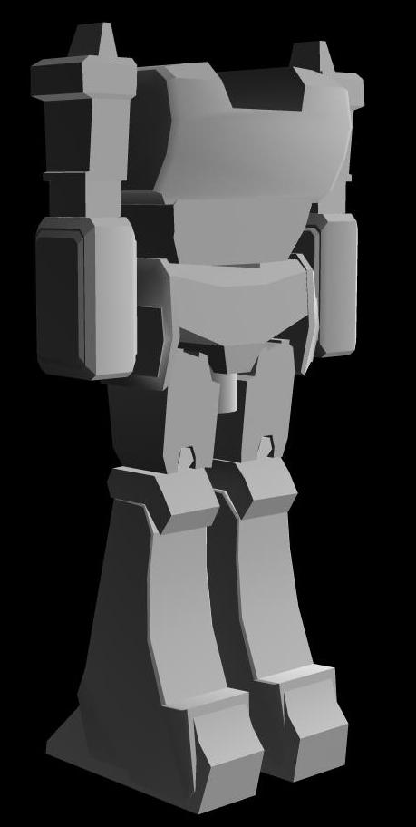 my Beginning Maya Model