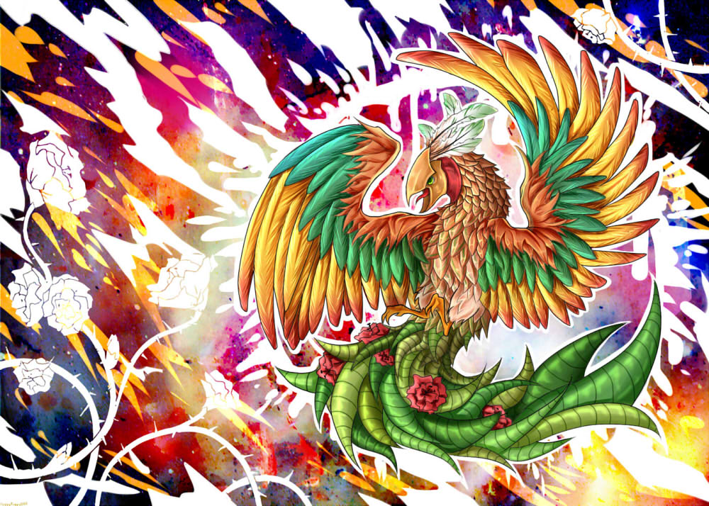 phoenix of the earth