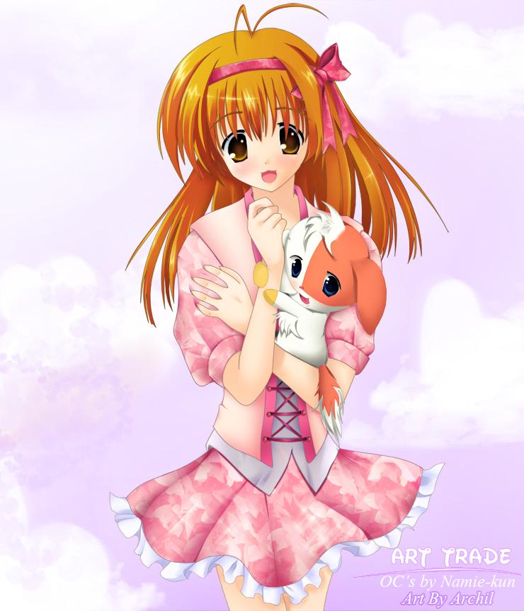 Pure anime
