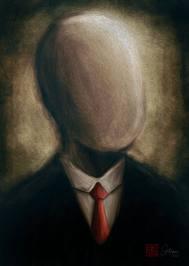 Slender Man Art #1