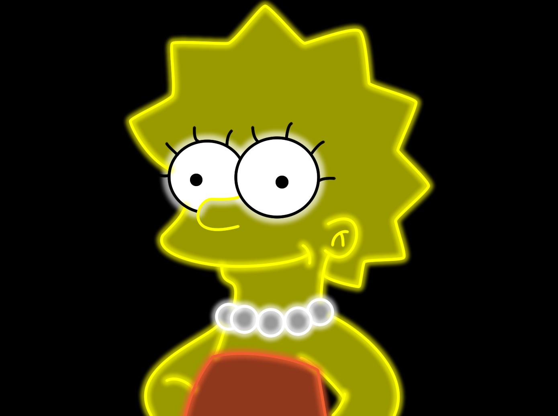 Neon Lisa