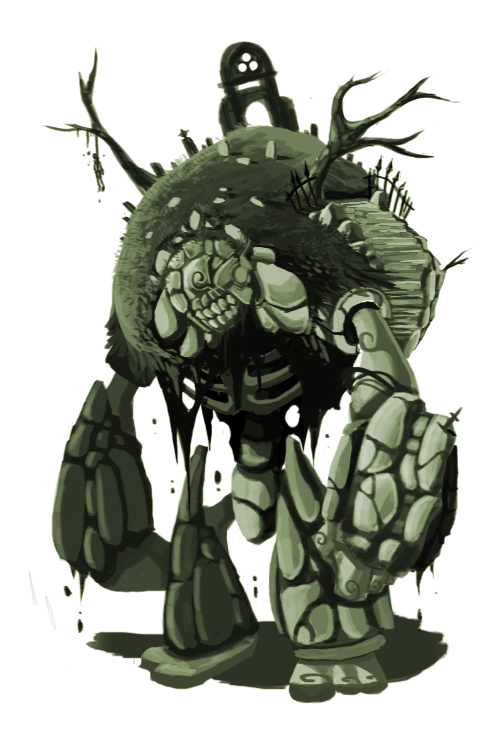 Cemetery Juggernaut