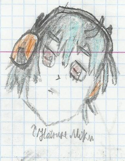 Hatsune Miku (Chime Zly Los)