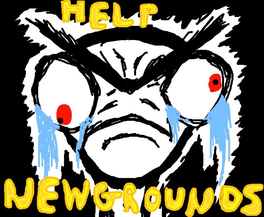 HELP NEWGROUNDS!