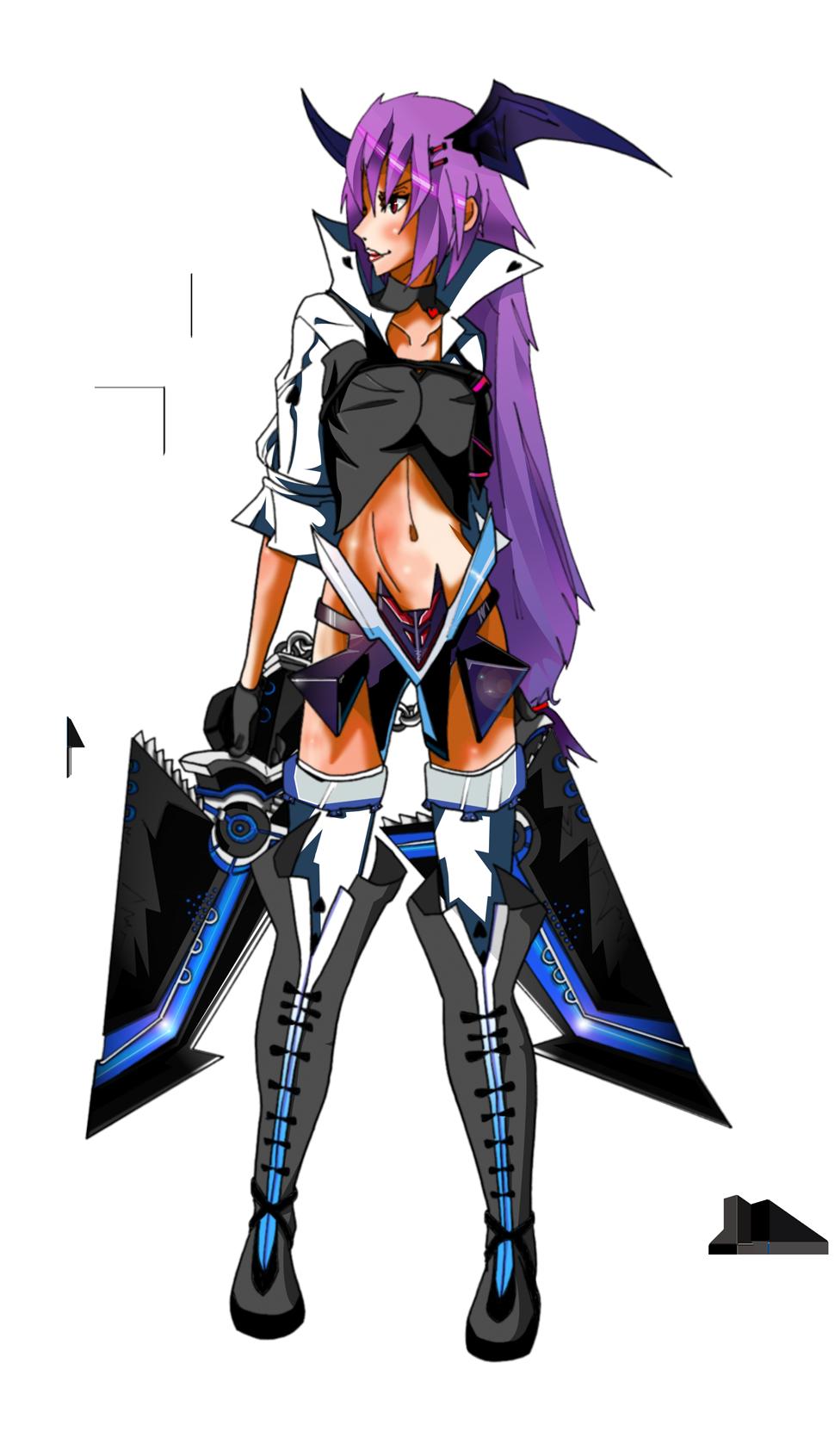 S4 Blade Swinger