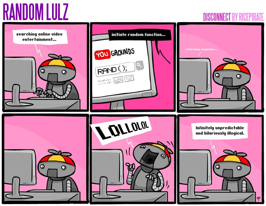 Disconnect - Random lulz