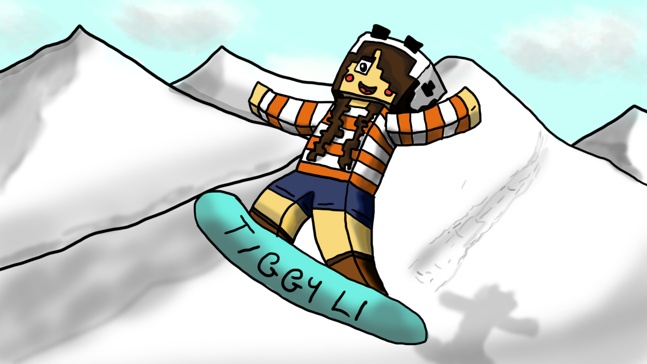 Minecraft Character TiggyLi
