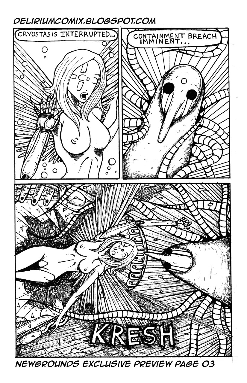 Delirium Issue 2 Preview 03