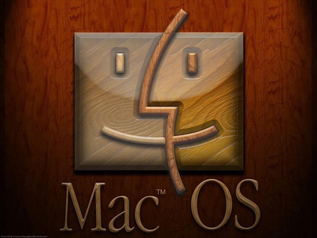 Mac Os wood