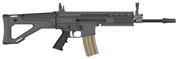 NX39 - Machine gun