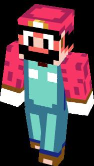 BOOM! my minecraft skin