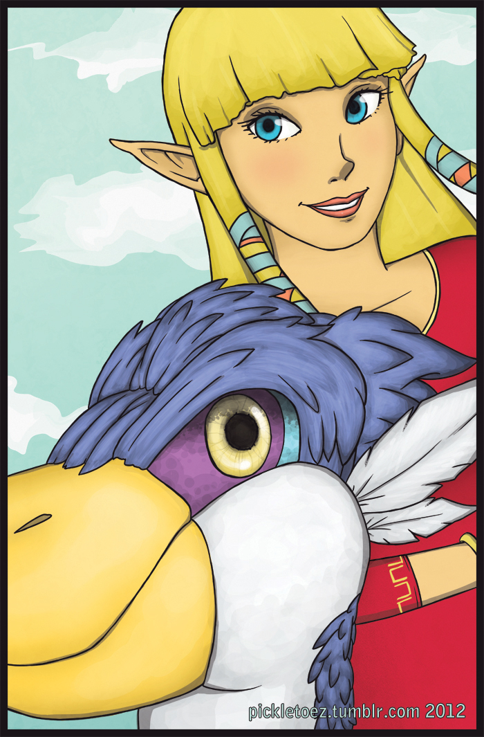 Skyward Zelda