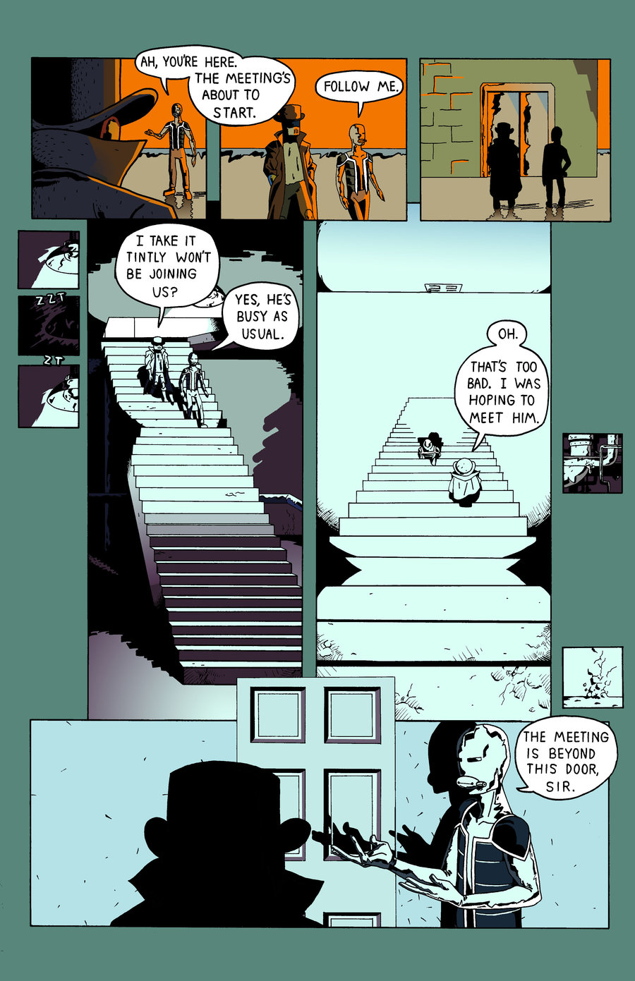 Zeylon Defenders pg.2