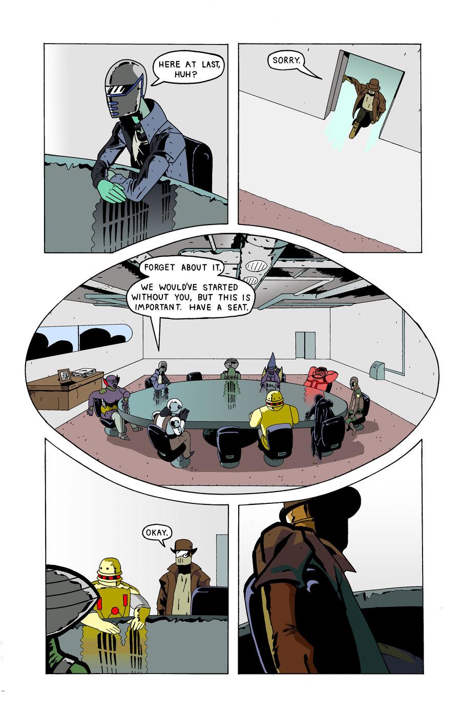 Zeylon Defenders pg.3