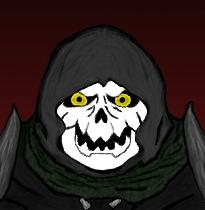 Skull, the Familiar