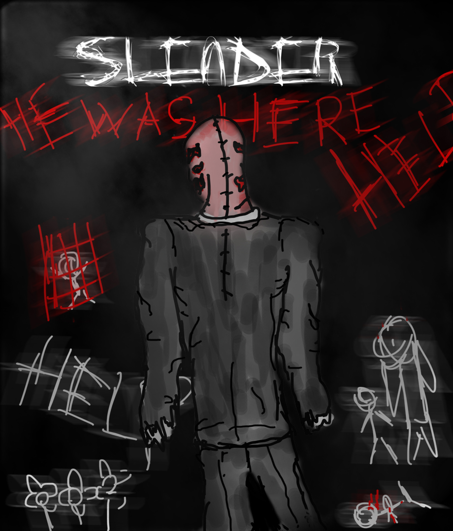 Slender: Shadow of a Memory