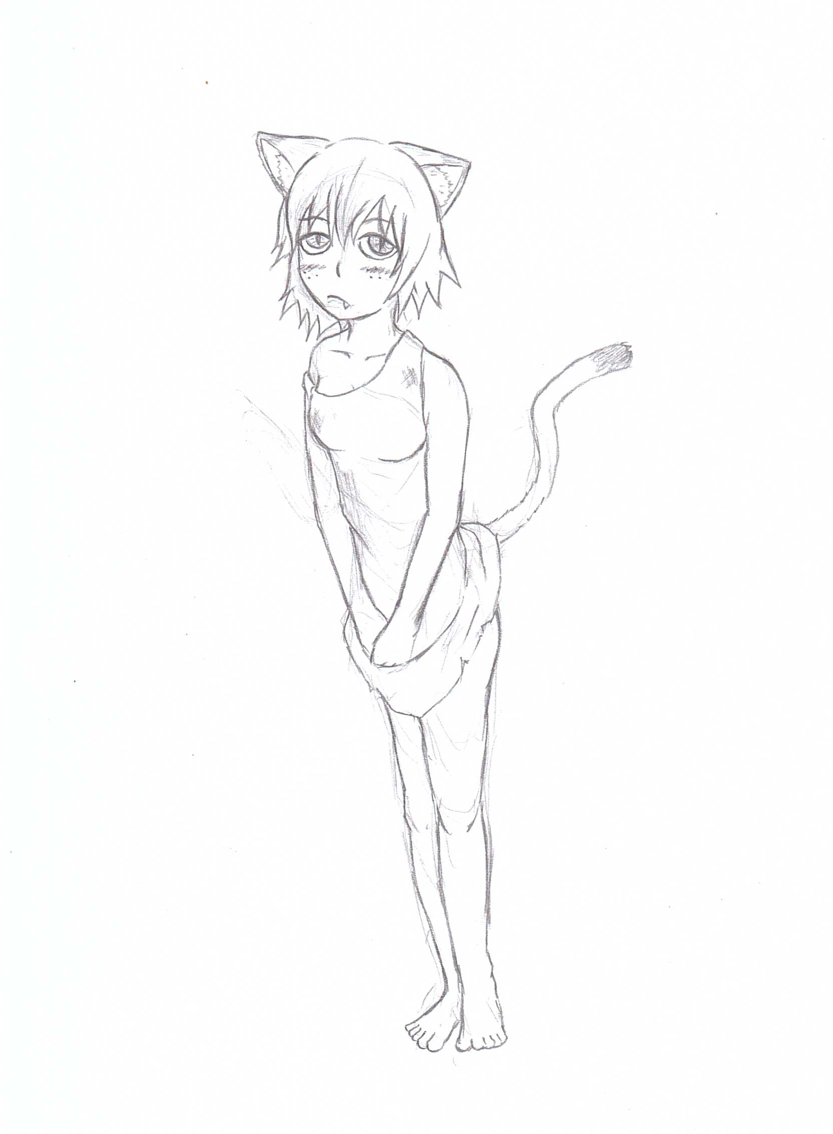 cat? kitty? i don't know~