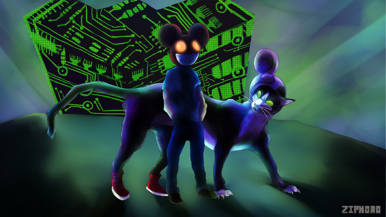 Deadmau5 and Meowington5
