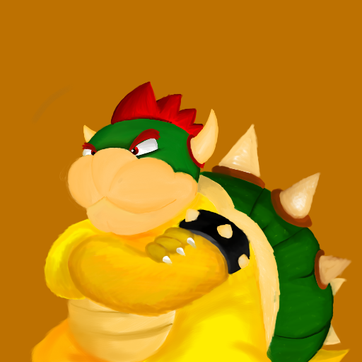Bowser is Boss