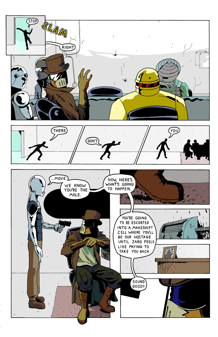 Zeylon Defenders pg.5