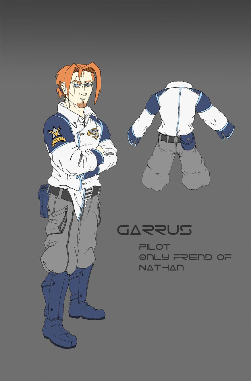 Pilot Garrus