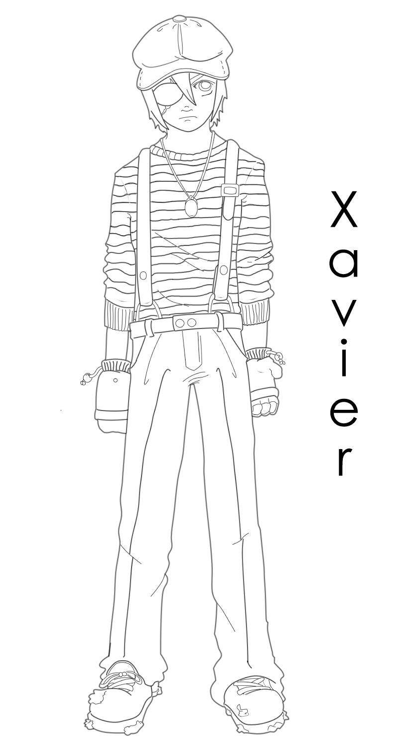 Xavier Lines