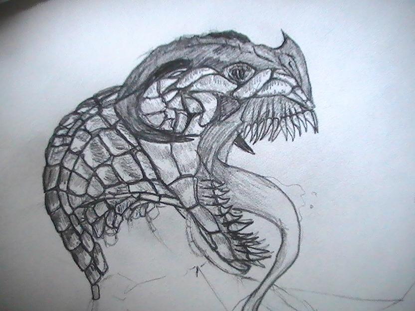 Rageing Dragon